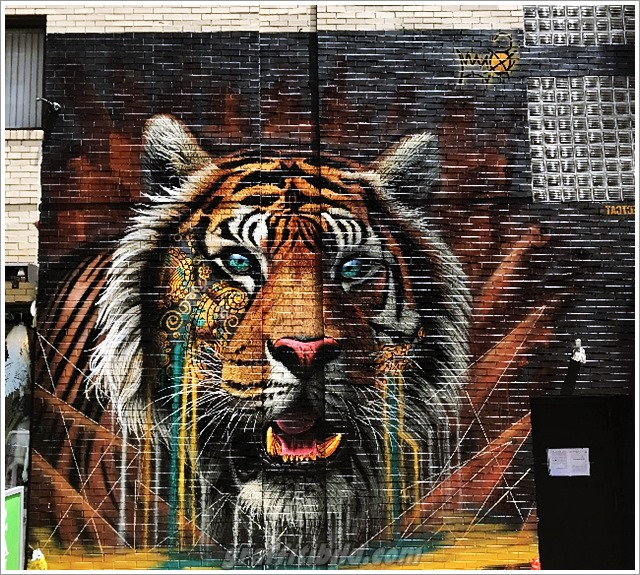 New York Street Art, Graffiti in NYC 2019