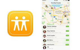 find my friend location not available updating for some user on
