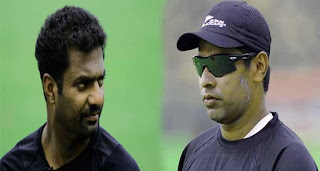 Vaas,Murali lined up for Sri Lanka coaching roles