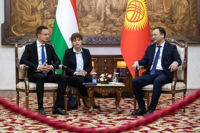 Magyar–kirgiz fejlesztési alapot hoznak létre