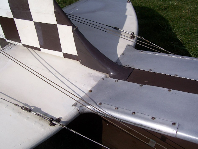 Mechanical flight control system
