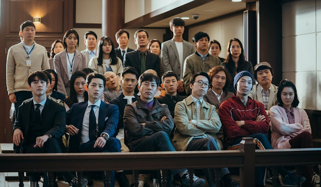 Review Korean Drama: Vincenzo (2021)