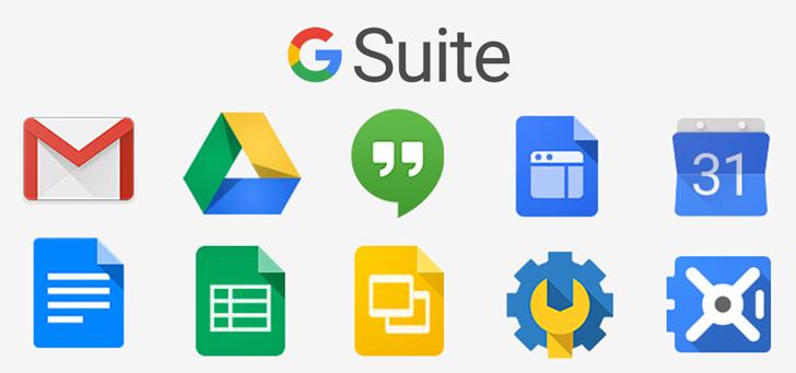 Pengguna pun leluasa saat mengakses G Suite, baik melalui desktop atau pun smartphone