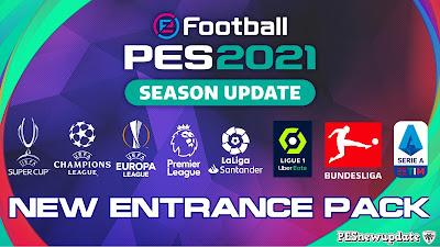 PES 2021 FuNZoTiK Entrances Pack by Milos987