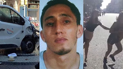 Barcelona attack: Van driver among 8 killed, 4 detained