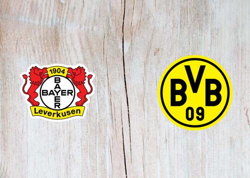 Bayer Leverkusen vs Borussia Dortmund -Highlights 19 January 2021
