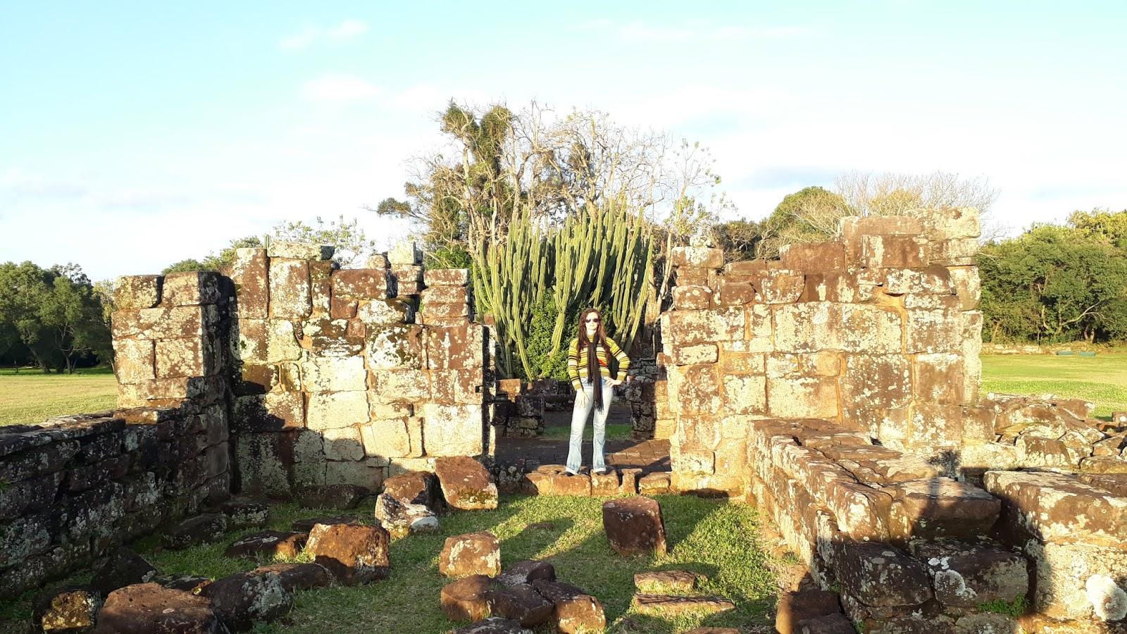 Ruínas do Povo de São Miguel Arcanjo - São Miguel das Missões