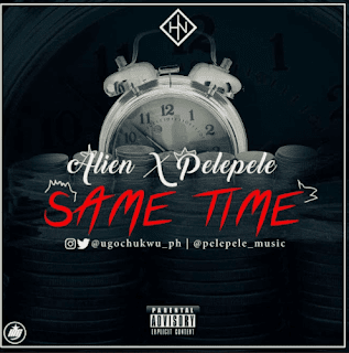 Alien X Pelepele – Same Time