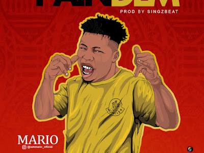DOWNLOAD MP3: Mario - Pain Dem (Prod. by Singzbeat)