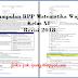 RPP Matematika Kelas XI Matriks K13 Revisi 2018