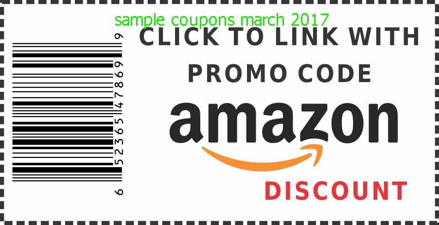 E coupons for amazon