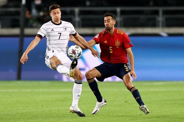 اسبانيا والمانيا