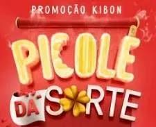 Promoção Kibon 2019 Picolé da Sorte - Casa e Prêmios
