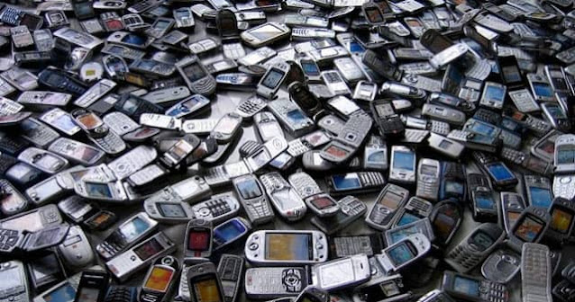 المخلفات الالكترونية E-Waste
