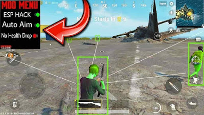 Download Free Pubg Mobile Game Hack Unlimited Health, Money, Unlock all Weapon 100% working and Tested for IOS and Android