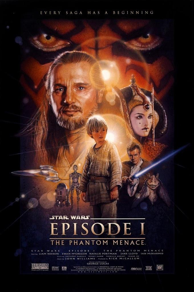 Reseña de la saga completa de Star Wars; Parte I: Precuelas - Cine