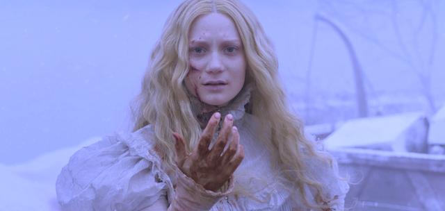 Crimson Peak Trailer: Mia Wasikowska