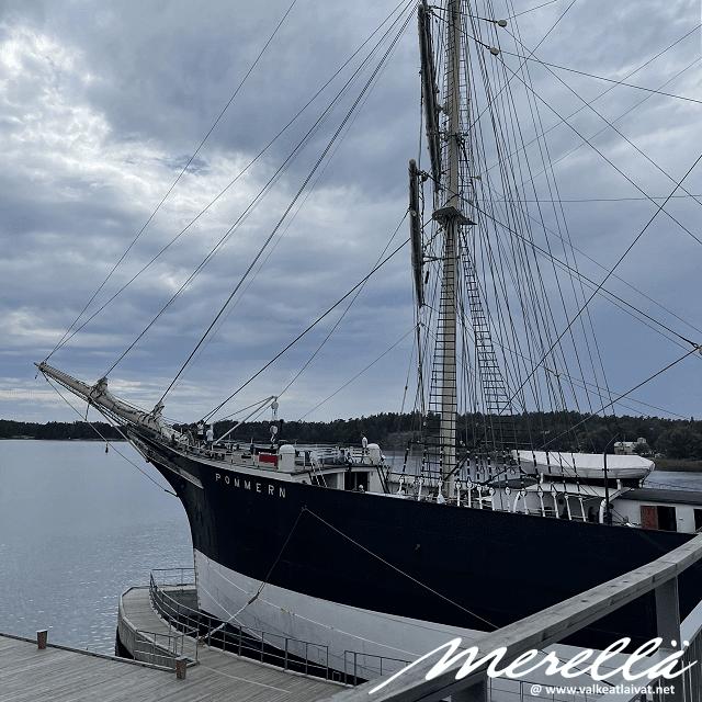 Päivä  Maarianhaminassa-risteily Helsingistä Silja Serenadella