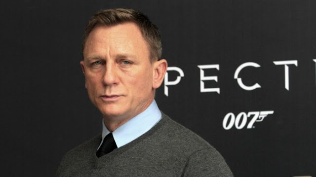 Daniel Craig sera dans le prochain James Bond
