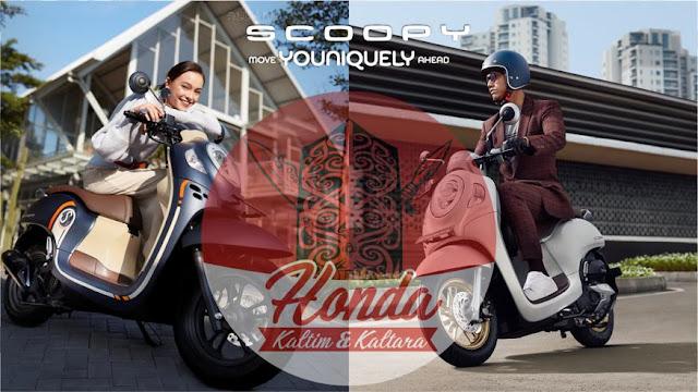 All New Honda Scoopy Meluncur di 2020 dengan Fitur Mengagumkan