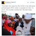 Nigerians on twitter react to the President's tweet about a little boy whose parent named Muhammadu Buhari
