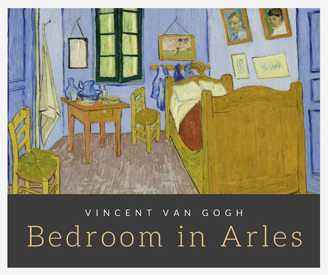 bedroom in arlesvincent van gogh - indian screw up