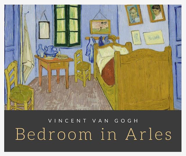 Painting his own bedroom. Bedroom in Arles by Vincent Van Gogh   Indian Screw Up