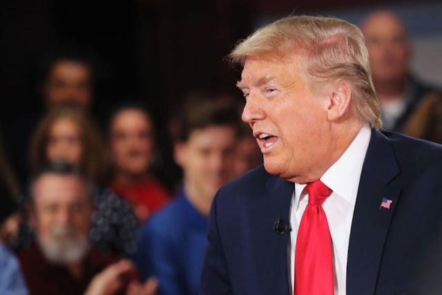 """Tổng thống Trump nói số liệu tử vong do COVID-19 của WHO là """"giả"""""""