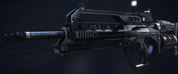 Killzone Shadow Fall Rifle