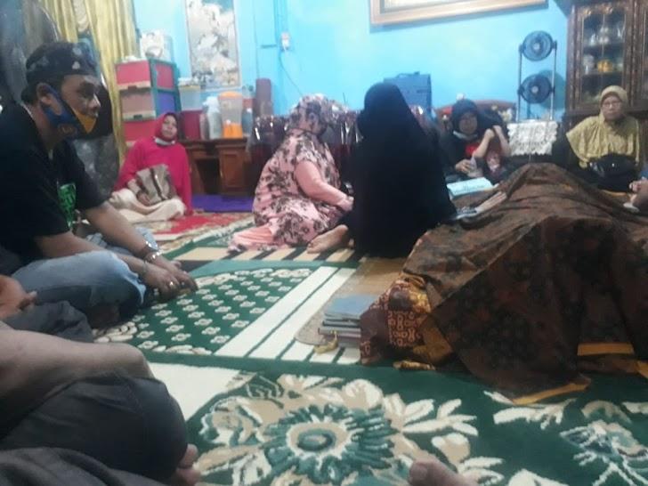 Tak Bisa Lepas Kepergian Wartawan Merangin Catur, Al Haris Kirim Utusan ke Palembang