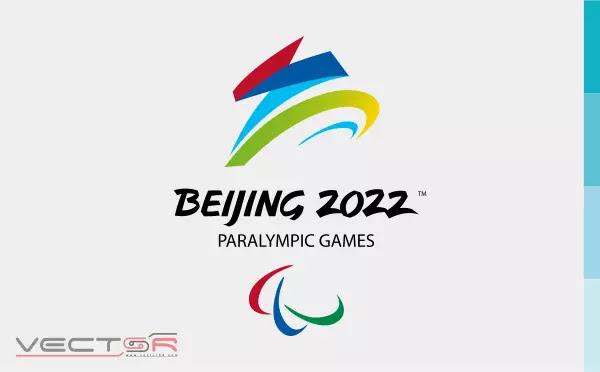 Beijing 2022 Paralympic Games Logo - Download Vector File SVG (Scalable Vector Graphics)