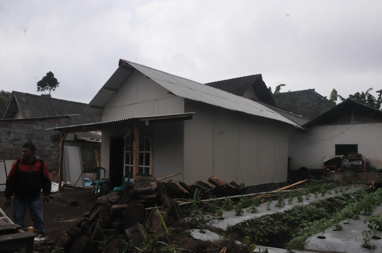 Manfaatkan Lahan Sempit di Rumah RTLH