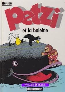 Hansen, Petzi, et la baleine, 1985