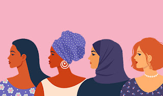 International Women's Day اليوم العالمي للمرأة