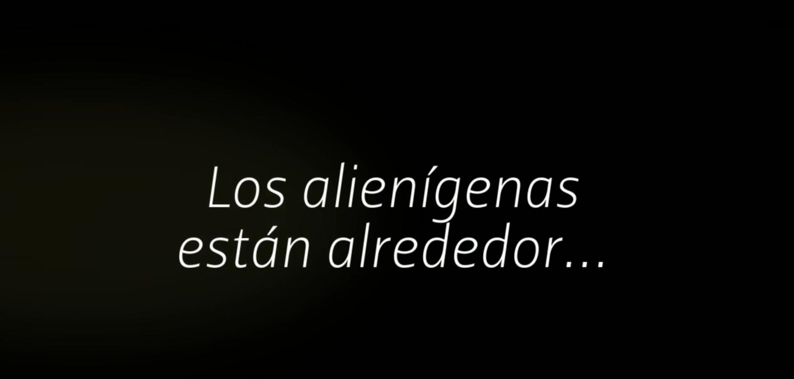 LUIS GONZÁLEZ TAMARIT: ¡Malditos alienígenas! BOOKTRAILER