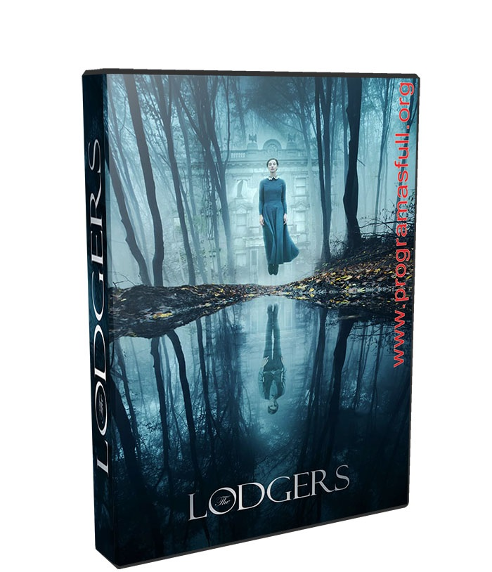 The Lodgers poster box cover