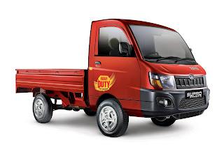 Mahindra Supro Minitruck VX expands Supro Platform model range