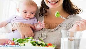 رجيم بسيط وسهل مناسب للأم أثناء فترة الرضاعة