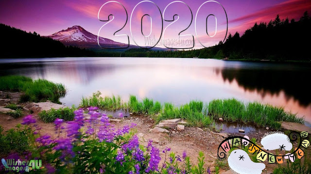 Happy New Year 2020 Latest HD Nature Desktop Background Photos Download