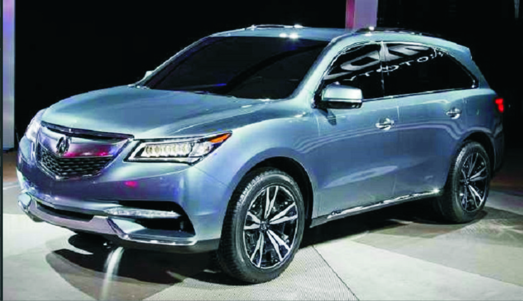Mdx Model Grew Both In Size And Price Company Left The E For New Entry Level Its Lineup This Place Was Taken By Acura S Called