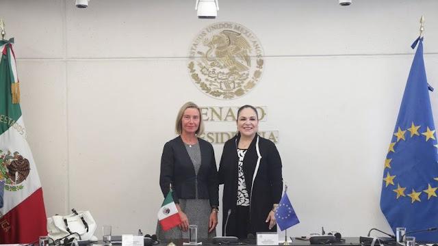 """La UE y México cerca de firmar """"uno de los más avanzados"""" acuerdos comerciales, tras un año de renegociaciones"""