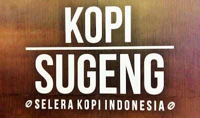 Tagline Kopi Sugeng yaitu Selera Kopi Indonesia