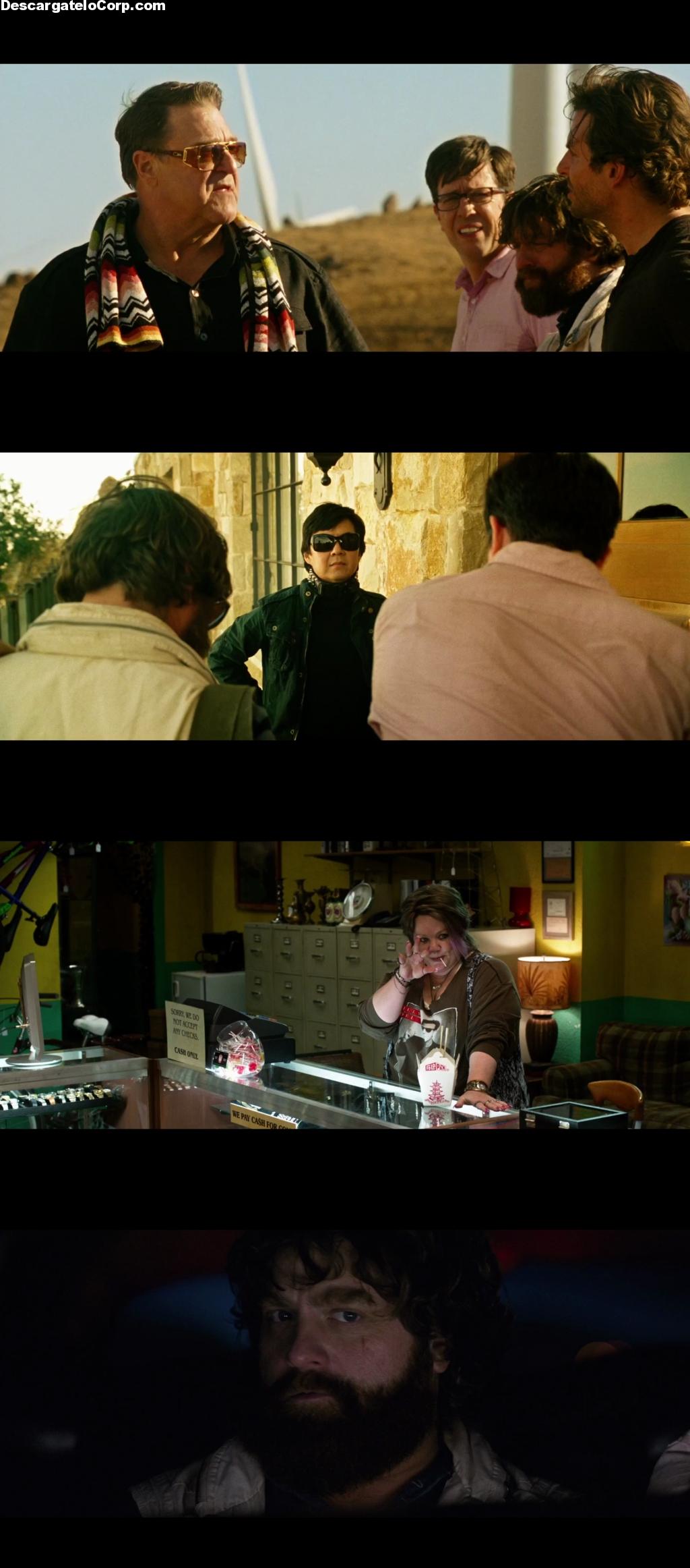 Qué Pasó Ayer Parte 3 (2013) HD 1080p Latino