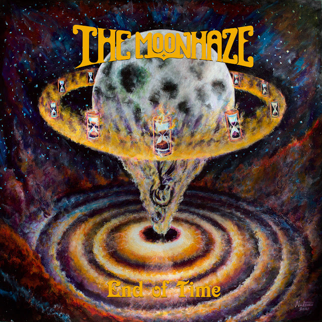 THE MOONHAZE - End of Time (Album, 2020)