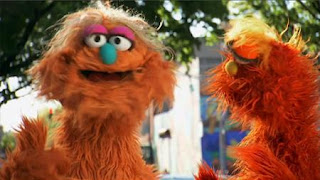 Murray What's the Word on the Street Impostor, Sesame Street Episode 4411 Count Tribute season 44