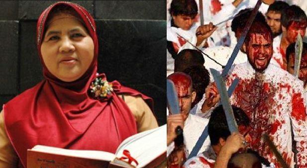 "Ditanya Tentang Syiah, Mamah Dedeh: ""Kita Ahlus Sunnah, Jangan Ikuti Syiah!"""