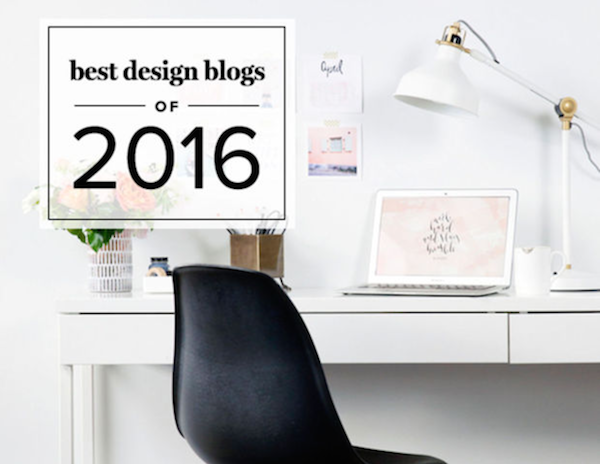 Best design blogs 2016