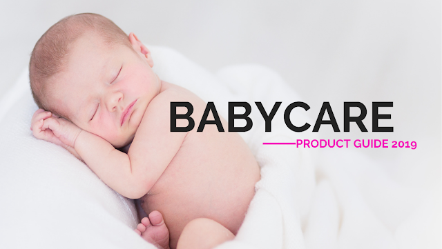 Baby Care Product Guide in 2019