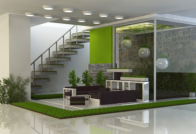 Bon Small Indoor Garden Designs