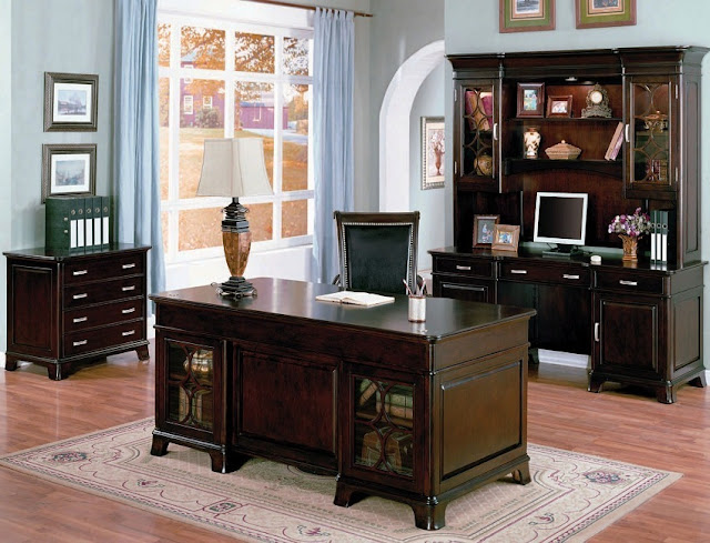 best buy home office furniture wood sets for sale online